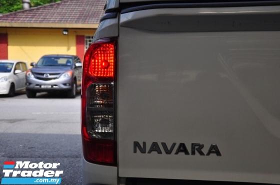 2017 NISSAN NAVARA 2.5 SE 7 Speed CANOPY