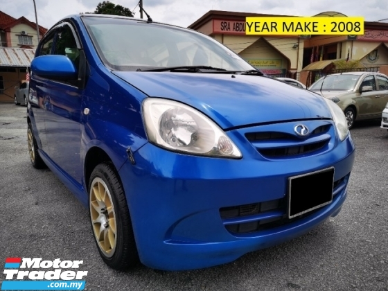 2008 PERODUA VIVA 1.0 EZi PREMIUM (A) 1 OWNER - PERFECT CONDITION