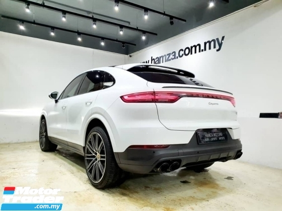2019 PORSCHE CAYENNE COUPE V6 S 3.0L SPORT CHRONO PDLS