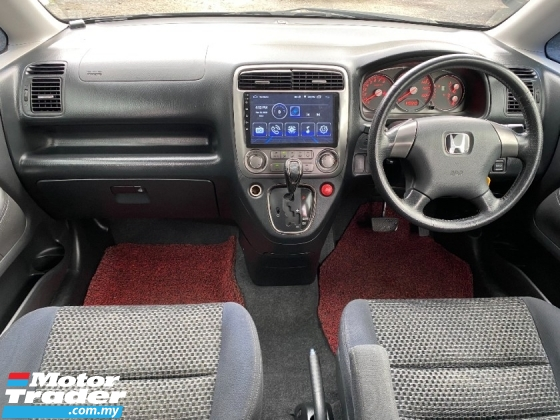 2005 HONDA STREAM G STYLISH PACKAGE