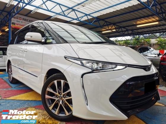 2017 TOYOTA ESTIMA Toyota ESTIMA 2.4 2PwDOOR 7SEAT PreCRASH 4WD UNREG