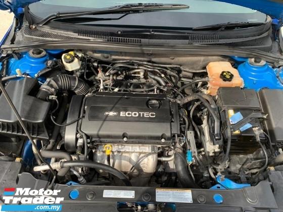 2012 CHEVROLET CRUZE Chevrolet CRUZE 1.8 LT SPECIAL EDITION PUSH START