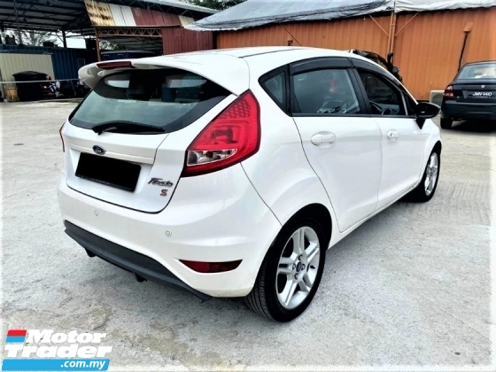 2012 FORD FIESTA 1.6L SPORT (A) CCRIS/CTOSS CAN LOAN/MALAY OWNER