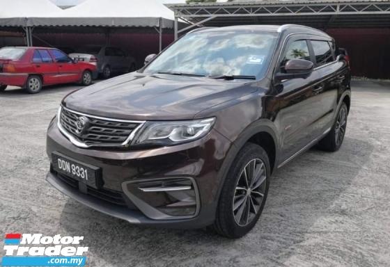 2020 PROTON X70 1.8 TGDI Premium