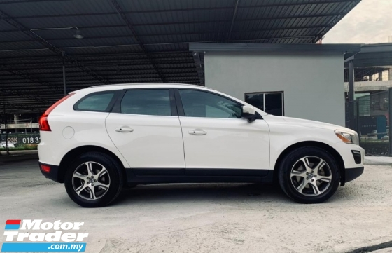 2012 VOLVO XC60 2.0 T5 (A) CONDITION LIKE NEW CAR