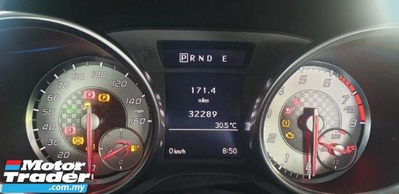 2015 MERCEDES-BENZ SLK SLK200 AMG CONVERTIBLE NO HIDDEN CHARGES