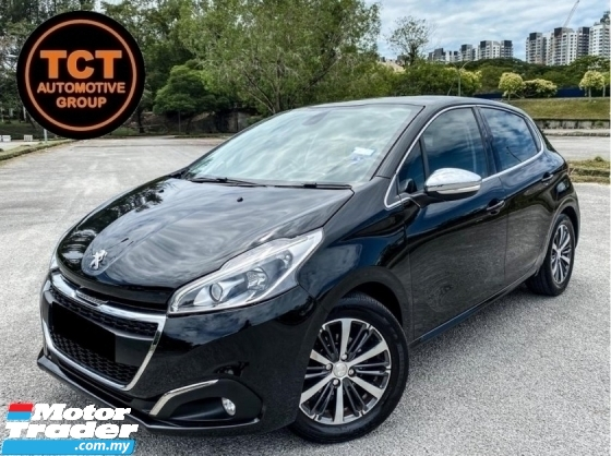 2017 PEUGEOT 208 1.6 5 DOOR FACELIFT PURE TECH (A) 1 LADY OWNER