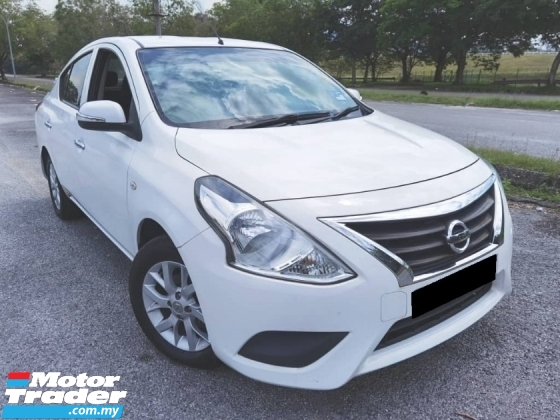 2016 NISSAN ALMERA 1.5 FACELIFT FULL SERVICE RECORD 1 OWNER