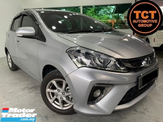 2018 PERODUA MYVI 1.3 PREMIUM X FULL SERVICE RECORD MILEAGE 18K UNDER WARRANTY