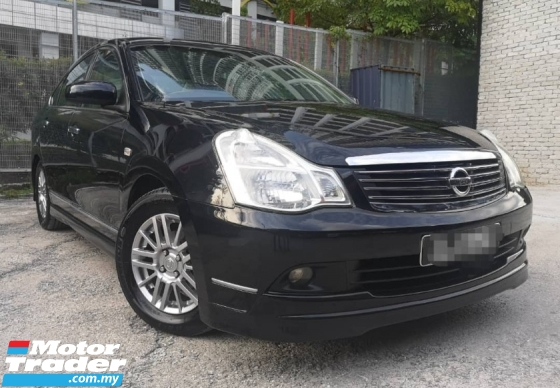 2009 NISSAN SYLPHY 2.0L X-CVT LUXURY AT FULL SPEC TIP TOP