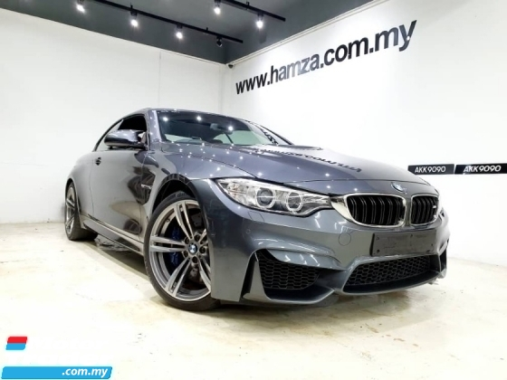 2016 BMW M4 3.0 DCT TURBO CONVERTIBLE