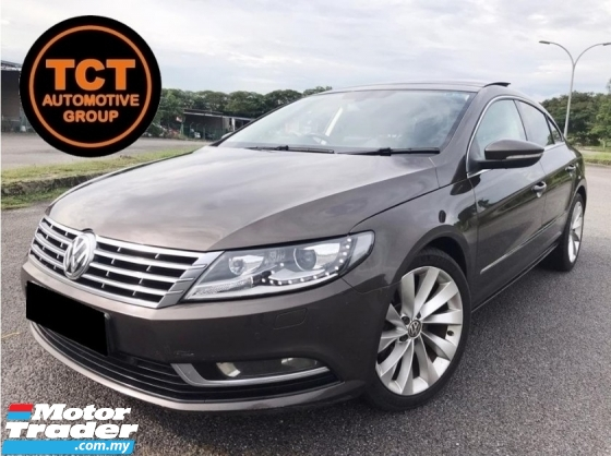 2012 VOLKSWAGEN CC 1.8 FACELIFT SUNROOF PUST START PADDLE SHIFT 1 OWNER 1 YEAR WARRANTY