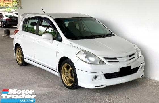 2009 NISSAN LATIO 1.6 (A) Impul Hatchback Sport Model