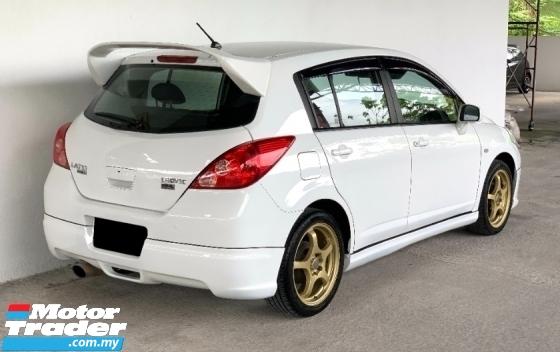 2009 NISSAN LATIO 1.6 (A) Impul Hatchback Sport Model