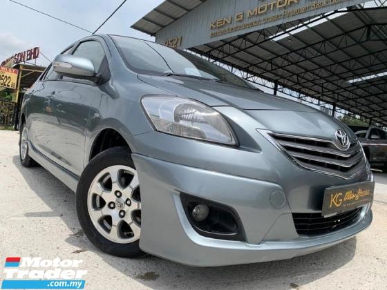 2010 TOYOTA VIOS Toyota VIOS 1.5 E FACELIFT VIPER SPORTIVO BODYKIT