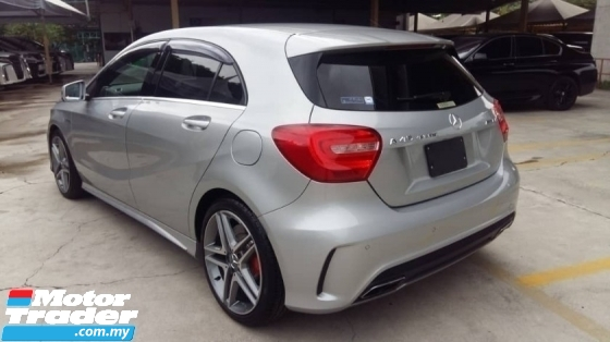 2015 MERCEDES-BENZ A45 Japan 4 Matic AMG High Spec Unregistered