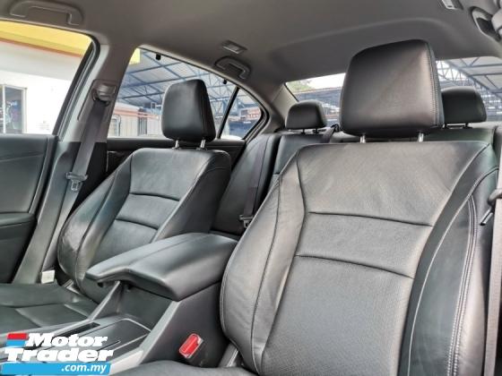 2014 HONDA ACCORD Honda ACCORD 2.0 VTi-L (A) F/LEATHER MODULO WRRNTY