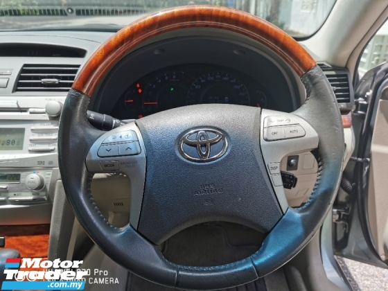2010 TOYOTA CAMRY 2.4 V FACELIFT (A) - SUPERB ORI COND ( MUST VIEW )