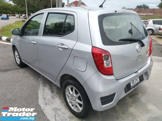 2017 PERODUA AXIA 1.0 G Facelift (A) - Low Mileage