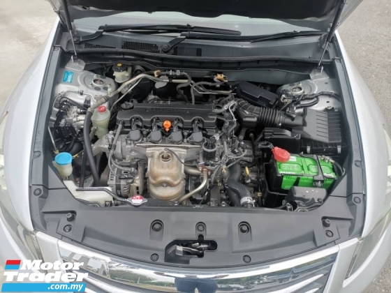 2011 HONDA ACCORD 2.0 VTi (A) - One Careful Owner