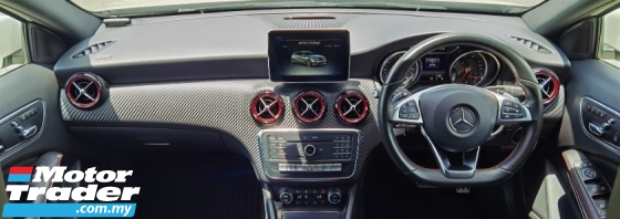 2015 MERCEDES-BENZ A250 2015 MERCEDES BENZ A250 AMG 4MATIC 2.0 TURBO FACELIFT JAPAN SPEC CAR SELL PRICE ONLY RM 173000