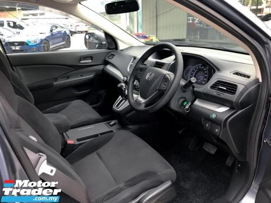 2015 HONDA CR-V 2.0 i-VTEC FACELIFT 4WD FULL SPEC