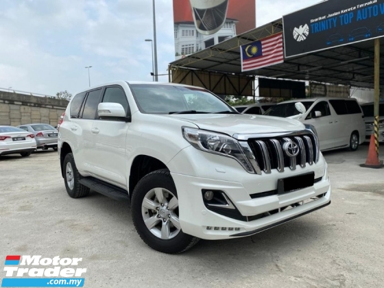 2015 TOYOTA LAND CRUISER 2.7 PRADO  WITH FULL BODYKITS