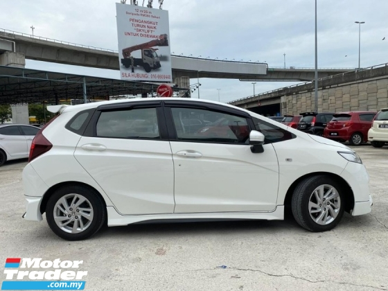 2015 HONDA JAZZ 1.5 (A) FULL SPEC WITH FULL BODYKITS
