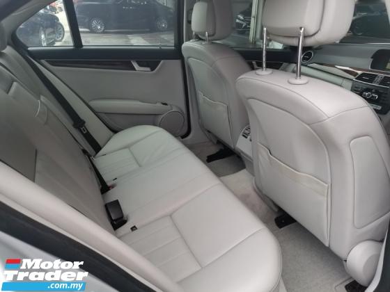 2011 MERCEDES-BENZ C-CLASS 2011 Mercedes Benz C200 CGI BRABUS (A) BEST DEAL