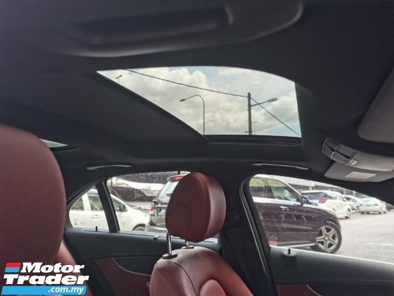 2018 MERCEDES-BENZ C-CLASS 2018 Mercedes Benz C250 2.0 AMG LINE (CKD) (A)UW2022