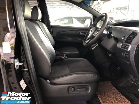 2017 TOYOTA ESTIMA 2.4 Aeras Premium TRD Sportivo Edition 7 Seat Half Leather Seat Pre Crash Lane Keep Assist Unreg