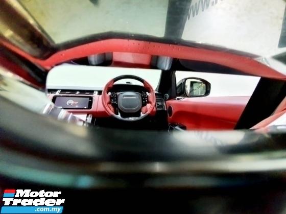 2019 LAND ROVER RANGE ROVER SPORT SVR 5.0 V8 SUPERCHARGED