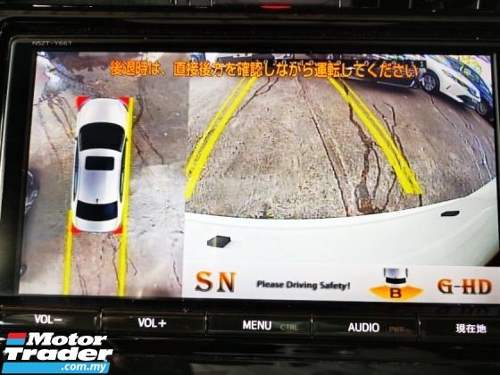 2016 TOYOTA HARRIER 2.0 360 Camera Power Boot Sunroof