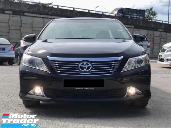 2015 TOYOTA CAMRY 2.0 G FULL SPEC, LIKE NEW, LEATHER, PROMOSI