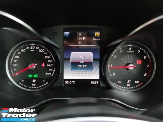 2019 MERCEDES-BENZ GLC 250 COUPE AMG 4 MATIC PREMIUM HIGH GRADE CAR