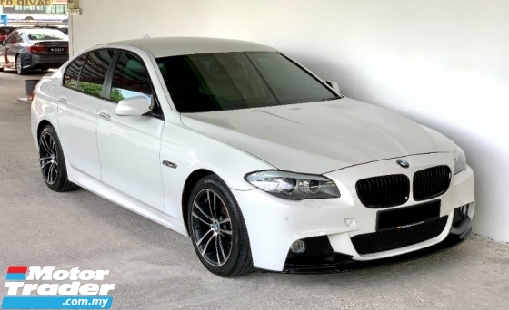 2011 BMW 5 SERIES 523i F10 2.5 (A) M-Performance Sport Model