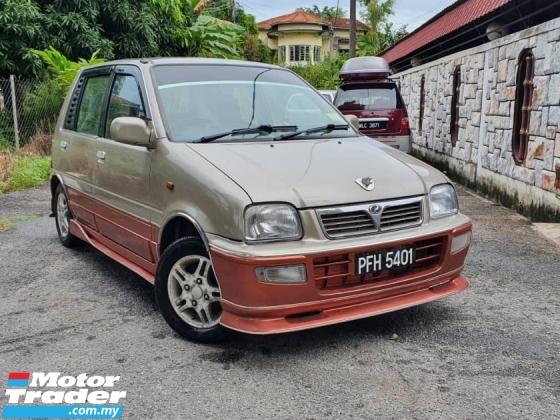 2002 PERODUA KANCIL 850 EXS ENHANCED