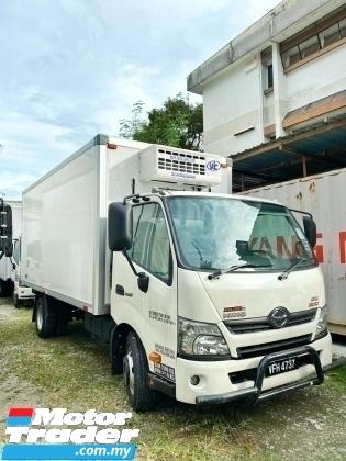2020 Hino XZU720K 3 ton Lorry (Sewa Pajak/Lease to Own)