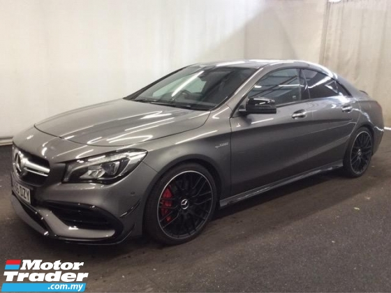 2016 MERCEDES-BENZ CLA Mercedez CLA 45 AMG Sports DCT Coupe 4drs