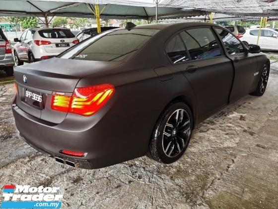 2009 BMW 7 SERIES 750IL HIGH LINE