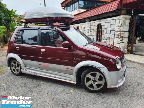 2003 PERODUA KANCIL 850 EX