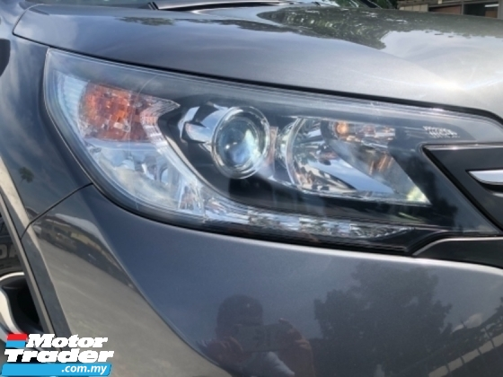 2015 HONDA CR-V 2.4 4WD FACELIFT (A) GOOD CONDITION OTR