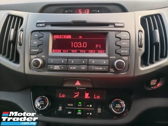 2012 KIA SPORTAGE 2.0 DOHC AWD PANAROMIC ROOF HP166 HIGHSPEC