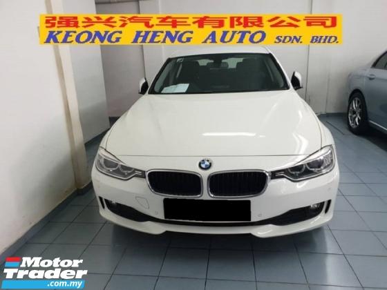 2015 BMW 3 SERIES 316i (CKD)(FREE 2 YEARS CAR WARRANTY)