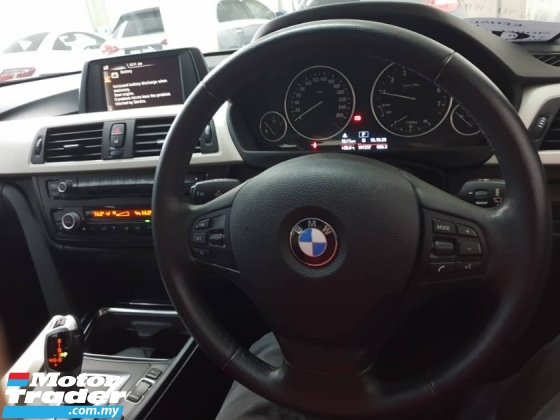 2015 BMW 3 SERIES 316i (CKD)(FREE 2 YEARS CAR WARRANTY)