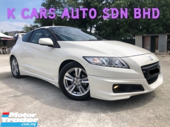 2013 HONDA CR-Z 1.5 (HYBRID) GOOD CONDITION NO HIDDEN FEE