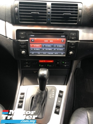2005 BMW 3 SERIES 318I SPORTS LIFESTYLE (CKD) 2.0 (A) FACELIFT LOCAL