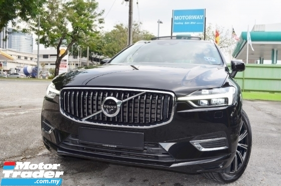 2018 VOLVO XC60 2.0 T8 INSCRIPTION PLUS UNDER WARRANTY BY VOLVO FREE SERVICE