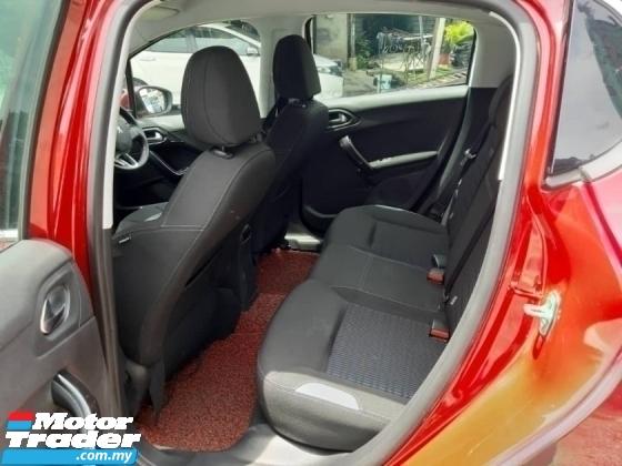 2015 PEUGEOT 208 1.6 Auto Xlesen high Loan