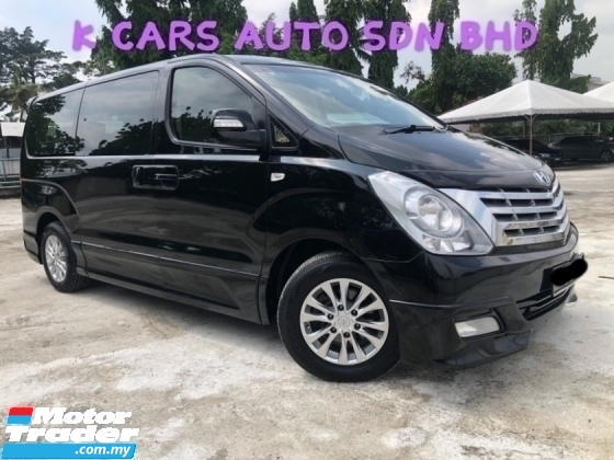 2013 HYUNDAI STAREX 2.5 ROYALE (A) GOOD CONDITION NO HIDDEN FEE